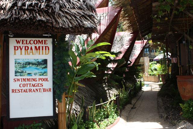 Alona Pyramid Resort