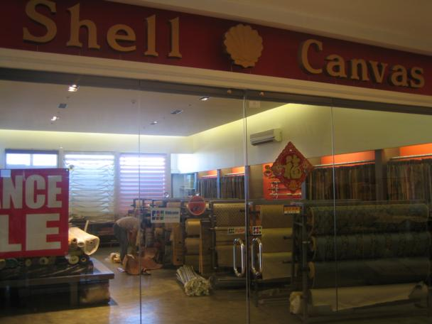 shell canvas cebu