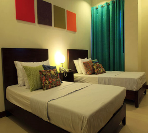 budget hotel / pension house near IT park cebu