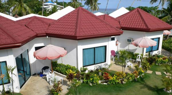 isis bungalows resort
