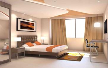 bayfront hotel cebu_suite room