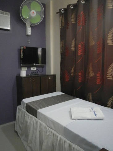 coron paradise bed and breakfast_superior single