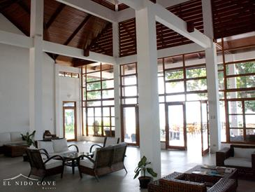 el nido cove resort_lobby