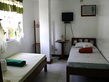 nido bay inn_room2