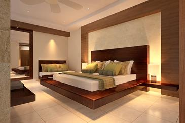 kandaya resort_room