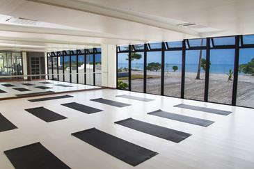 kandaya resort_yoga studio