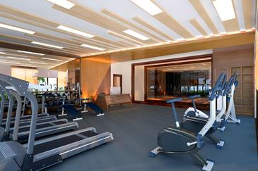 kandaya resort_gym