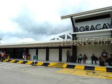 how to get to boracay from caticlan airport