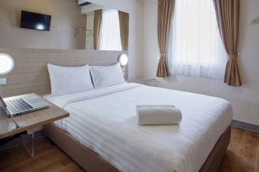 tune hotel aseana_double room