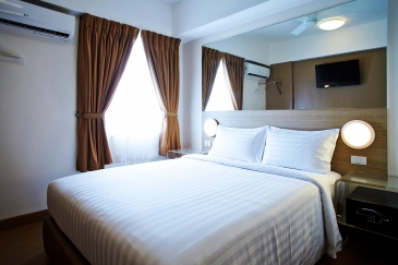 tune hotel cagayan de oro_double room
