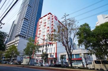 TUNE HOTEL - Ortigas Center (Red Planet Hotel Ortigas)