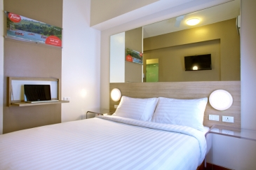 tune hotel ortigas_double room