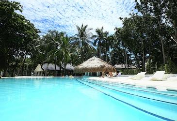 Pacific cebu resort mactan cebu for Cheap hotels in cebu with swimming pool