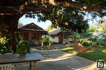 subli guest cabins-hotel grounds