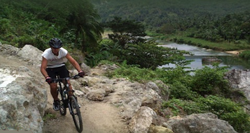 cebu extreme mountain biking