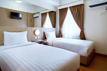 red planet hotel davao-room