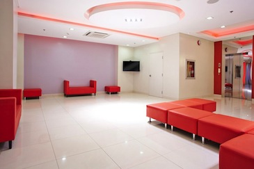 red planet hotel cagayan de oro - lobby2