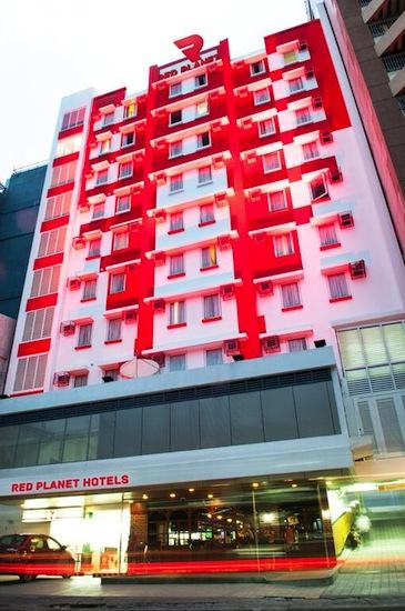 RED PLANET HOTEL - ERMITA