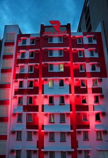 Red Planet Hotel Ermita