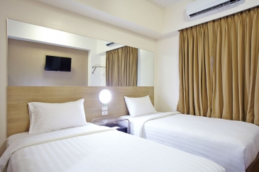 red planet hotel quezon city - room3