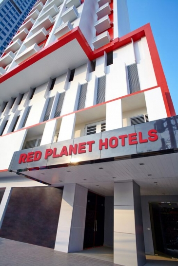 red planet hotel ortigas