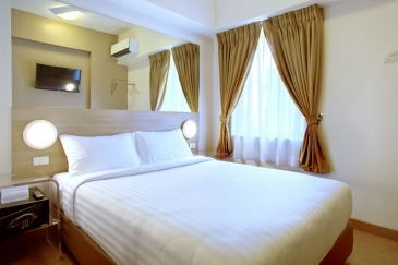 red planet hotel ortigas - room4