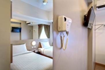 red planet hotel ortigas - room5