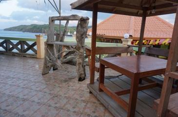 octagon bed and dine batanes_terrace