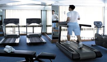 hotel jen manila_fitness center