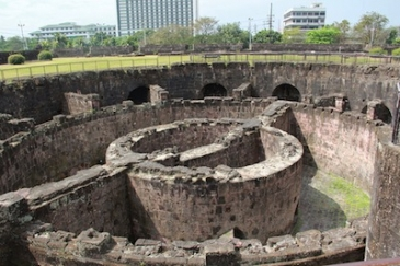 manila city tour_fort santiago