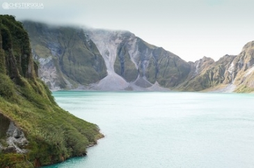 mt pinatubo tour_crater
