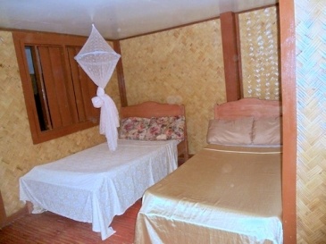 orange pearl beach resort el nido_room