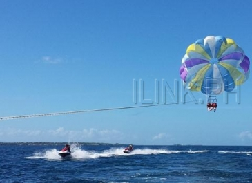 parasailing in cebu