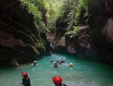 cebu canyoneering badian