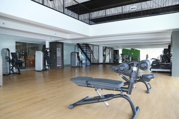 arterra resort cebu_gym