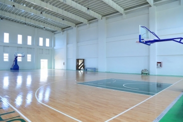 arterra resort cebu_basketball court