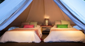 sumilon bluewater glamping tent