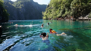 coron island tour_kayangan lake