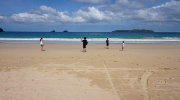 el nido inland tour_nacpan beach3