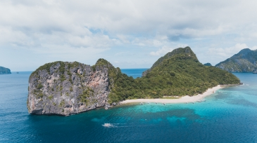 el nido tour c - helicopter island