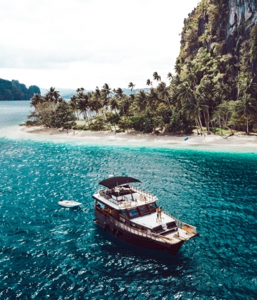 el nido yacht private charter