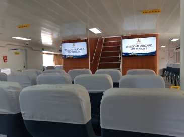 el nido to coron fastcraft