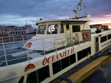 cebu to camotes oceanjet
