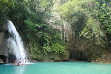 Kawasan Falls Tour Cebu