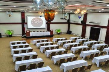 hotel centro palawan_function room