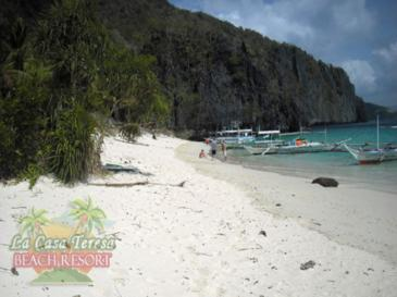 La Casa Teresa Beach Area El Nido Resort