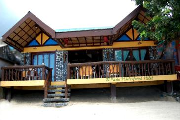Cheap Beachfront Hotels In El Nido Palawan