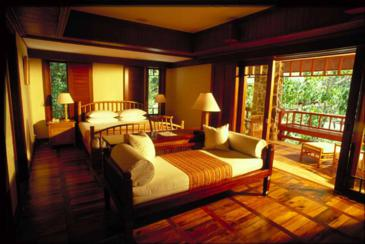 lagen island resort_forest suite