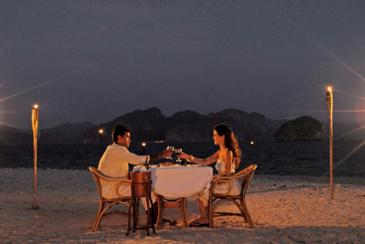 el nido resort_private dining at sandbar