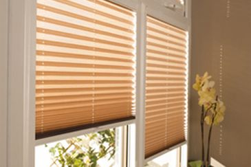 best blinds_pleated blinds